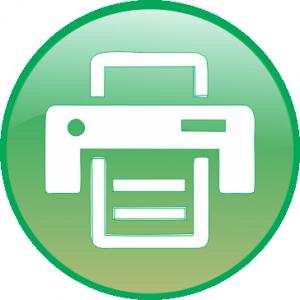 icone impressora